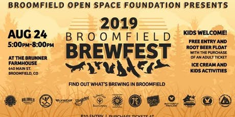 What's Brewing in Broomfield Open Space tickets