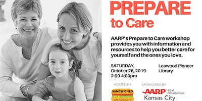 Prepare to Care Workshop - Leawood