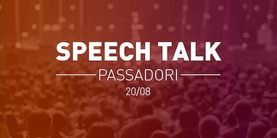 Speech Talk Passadori
