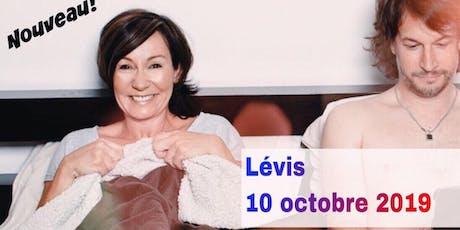 Lévis 10 octobre 2019 Le couple - Supplémentaire billets