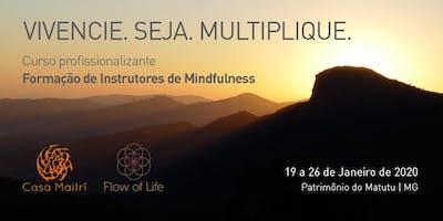 Formação Profissional de Mindfulness - Módulo I f(Jan/2020)