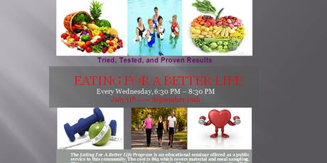 Eating For A Better Life tickets