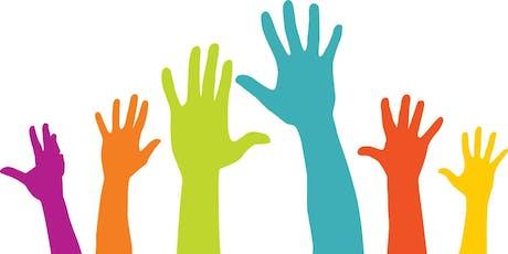 Volunteer Positions for Nancy Guthrie Workshop tickets