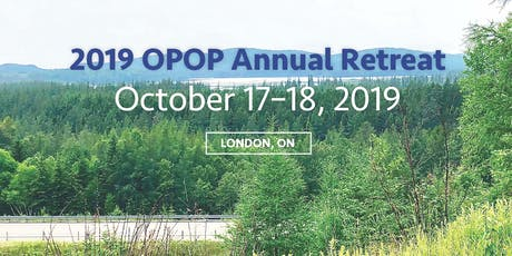 2019 OPOP Retreat tickets