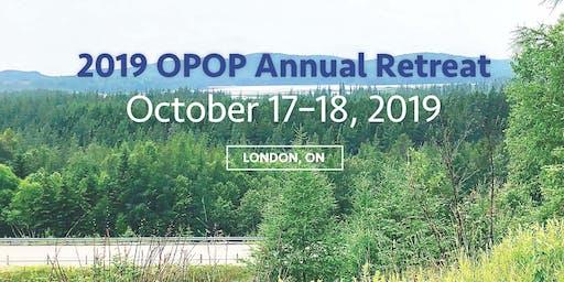 2019 OPOP Retreat