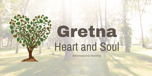 Gretna Heart and Soul Information Meeting - Palisades Elementary