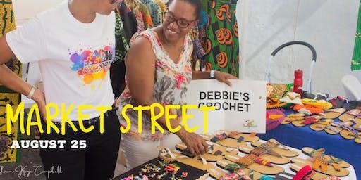 Market Street #MoodForFood