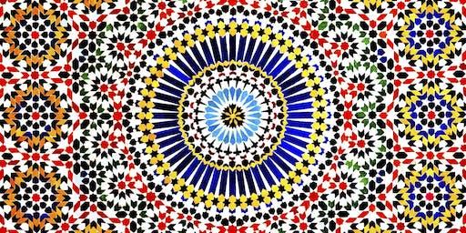 Geometric Art For Healing and Awakening (Etobicoke Lakeshore Culture Days)
