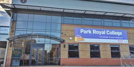 Park Royal College: Open Day - November 2019 tickets