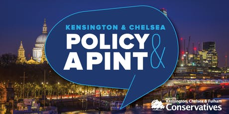 Policy & A Pint with Felicity Buchan tickets