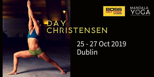 Day Christensen (Day1Yoga) - Weekend of Functional Movement Workshops