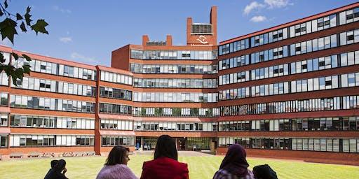 Hammersmith & Fulham College: Open Day - December 2019