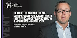 'Chasing the Sporting Dream' Looking for universal...
