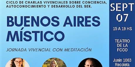 Buenos Aires Místico (Septiembre 2019) entradas
