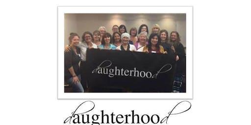 Daughterhood Circle for Women Caring for Elderly Parents