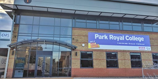 Park Royal College: Open Day - March 2020