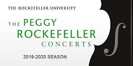 Peggy Rockefeller Concert Series: Escher Quartet with Roman Rabinovich tickets