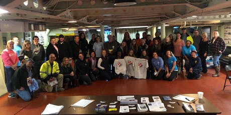 Dauphin Island Sea Lab Marine Mammal Volunteer Training tickets