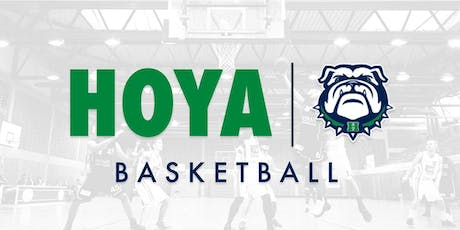 Hoya 2019 Pre Season Basketball Clinics tickets