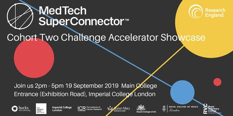 MedTech SuperConnector Cohort Two Showcase tickets