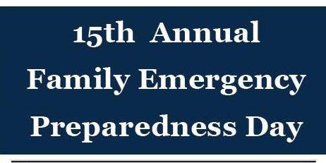 Family Emergency Preparedness Day
