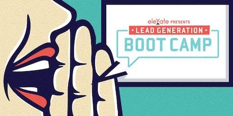 Sunrise, FL - MIAMI - Lead Generation Boot Camp 9:30am & 12:30pm tickets