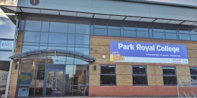 Park Royal College: Open Day - July 2020
