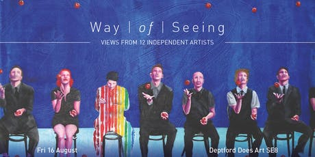 Way of Seeing | Art Exhibition  tickets