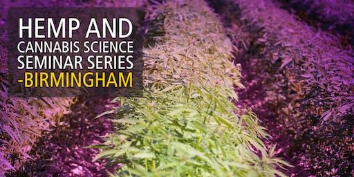 Hemp and Cannabis Science Seminar Series- Birmingham