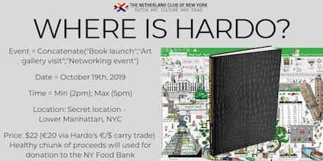 Hardo's Big Banker Book Launch & Networking Event tickets