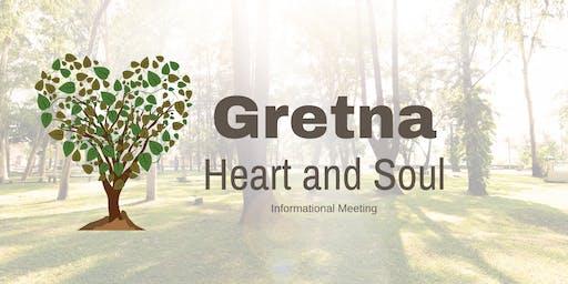 Gretna Heart and Soul Information Meeting - Gretna School Administration Building