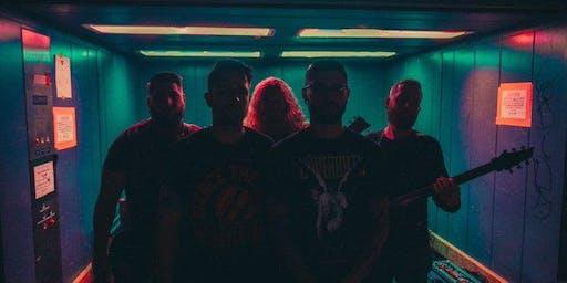 Capstan w/ Rarity &  Neverkept @ The End [ Nashville]
