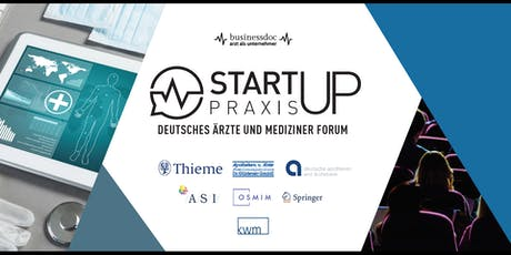 StartUp-Praxis Tickets