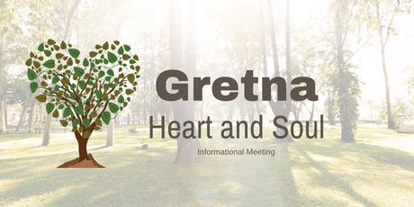 Gretna Heart and Soul Information Meeting - Whitetail Elementary tickets
