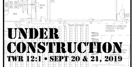 Tales from the Writers' Room- Under Construction tickets