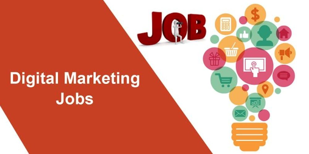 Image result for Digital Marketing Jobs