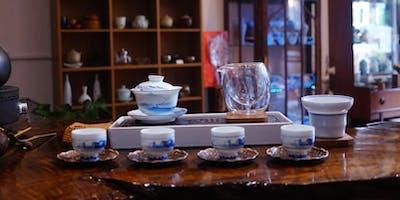 Chinese Tea Ceremony Workshop