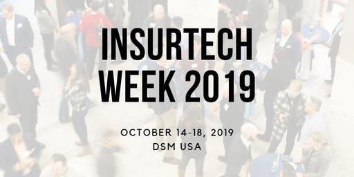 The Global Insurance Accelerator's InsurTech Week 2019