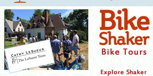 Bike Shaker - Shaker Open House Bike Tour