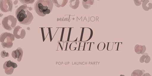 """WILD' Night Out Store Opening Launch Party"