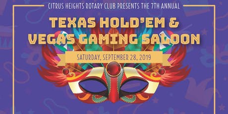 Texas Hold'em & Vegas Gaming Saloon tickets