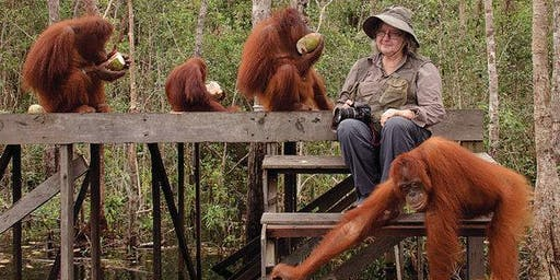 Orangutans and Conservation with Dr. Biruté Mary Galdikas - Live at 1900