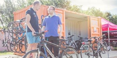 Cobalt Bike Hub FREE MOT