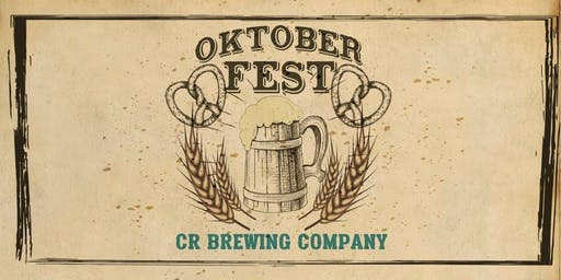 CR Brewing Company Oktoberfest