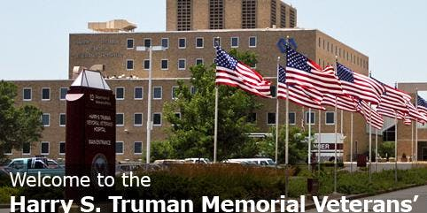 AMSR Training - Harry S. Truman Memorial Veterans' Hospital - Sept. '19