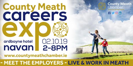 County Meath Business & Careers Expo 2019 tickets