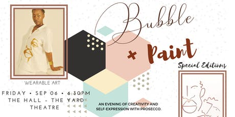 Bubble N Paint 9 tickets