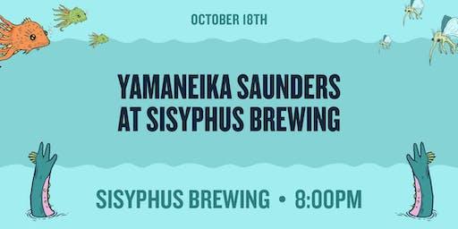 Yamaneika Saunders at Sisyphus Brewing