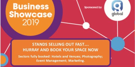 Business Showcase 2019 tickets