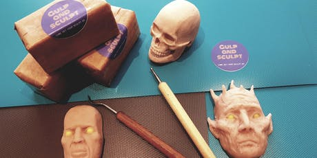 POP UP SCULPTING @ THE QUEENS, DALKEY - With Gulp and Sculpt tickets